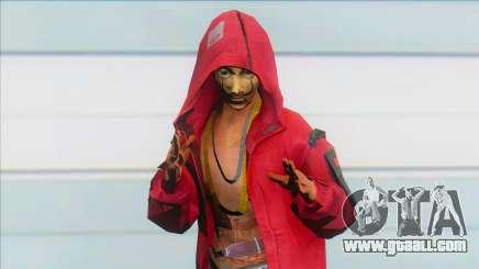Skin Plano Bermuda Urbano Masculino Free Fire for GTA San Andreas