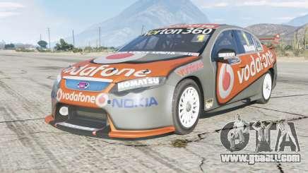 Ford Falcon V8 Supercar (FG) Team Vodafone for GTA 5