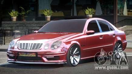 Mercedes-Benz E55 V1.2 for GTA 4