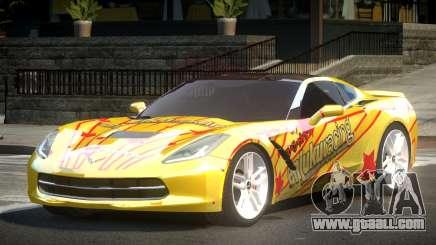 Chevrolet Corvette Z51 GT L5 for GTA 4