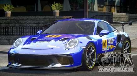 2018 Porsche 911 GT3 L10 for GTA 4