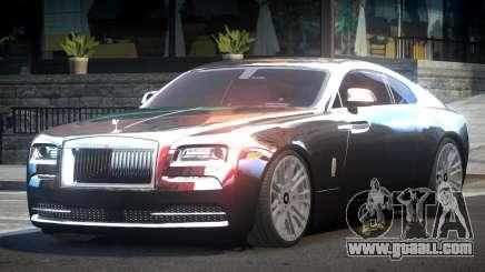 Rolls Royce Wraith ES for GTA 4