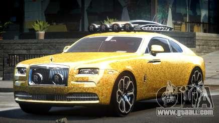 Rolls-Royce Wraith PSI L2 for GTA 4