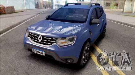 Renault Duster 2020 for GTA San Andreas