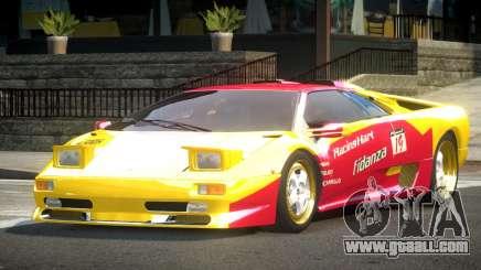 Lamborghini Diablo GS L8 for GTA 4