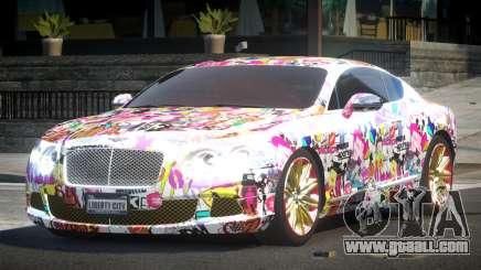 Bentley Continental GT Drift L6 for GTA 4
