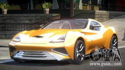 Icona Vulcano Titanium GT for GTA 4