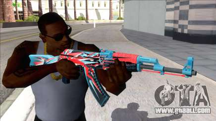 CSGO AK-47 Point Disarray for GTA San Andreas