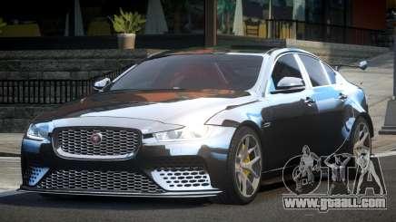 2018 Jaguar XE for GTA 4