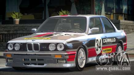 BMW M3 E30 GST Drift L4 for GTA 4