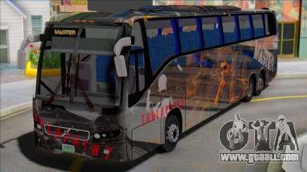 Thalapathy Vijay Master Bus for GTA San Andreas