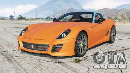 Ferrari 599 GTO 2010 no livery version for GTA 5