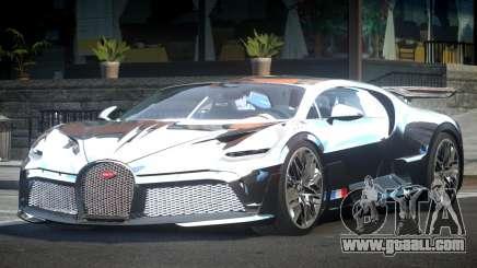 Bugatti Divo GS for GTA 4