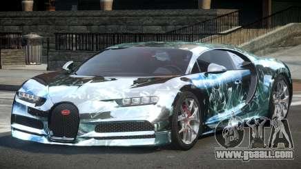 Bugatti Chiron ES L6 for GTA 4