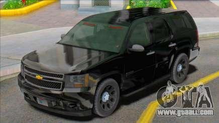 Chevrolet Tahoe 2012 ImVehFT for GTA San Andreas