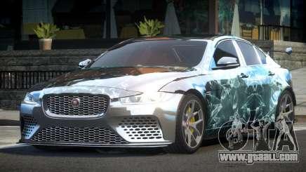 2018 Jaguar XE L6 for GTA 4