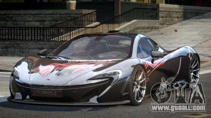 McLaren P1 ES L1 for GTA 4