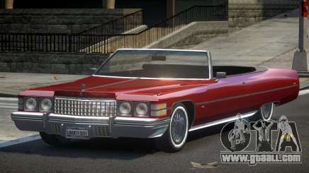 1976 Cadillac De Ville for GTA 4