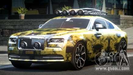 Rolls-Royce Wraith PSI L6 for GTA 4