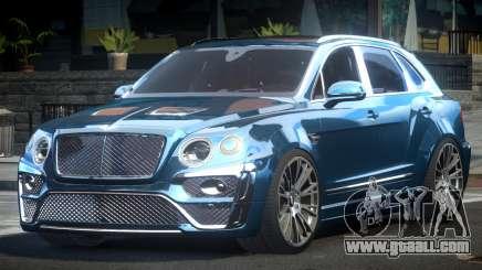Bentley Bentayga EXP 9F for GTA 4