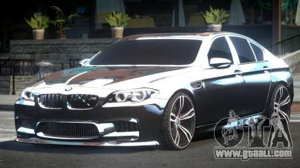 BMW M5 F10 R-Tuning for GTA 4