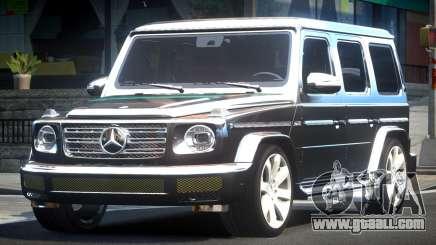 Mercedes-Benz G350D for GTA 4