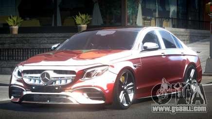 Mercedes-AMG E63S W213 for GTA 4