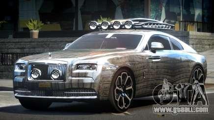 Rolls-Royce Wraith PSI L4 for GTA 4