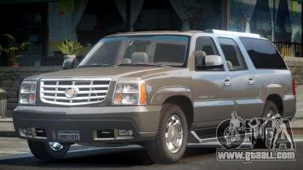 Cadillac Escalade TR V1.1 for GTA 4