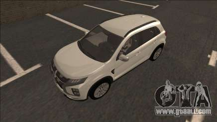 2020 Mitsubishi ASX for GTA San Andreas