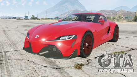 Toyota FT-1 concept 2014 for GTA 5