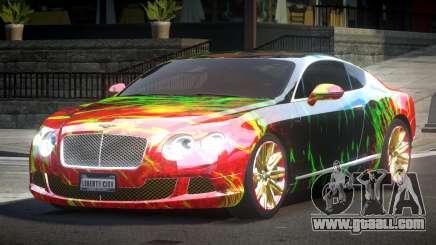 Bentley Continental GT Drift L4 for GTA 4