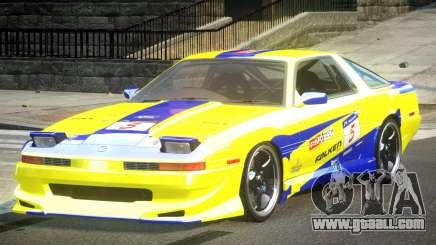Toyota Supra GS Drift L7 for GTA 4