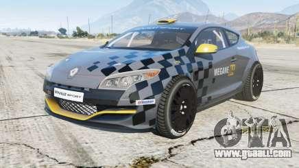 Renault Megane R.S. N4 2011 for GTA 5