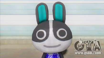 Animal Crossing Dotty Skin V2 for GTA San Andreas