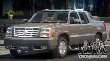 Cadillac Escalade PU for GTA 4