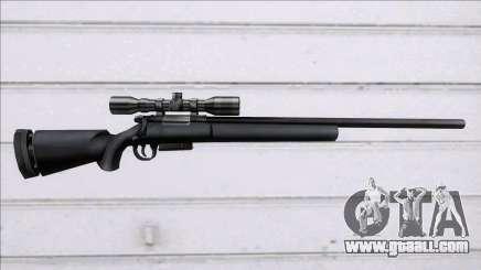 PUBG M24 Sniper Rifle for GTA San Andreas