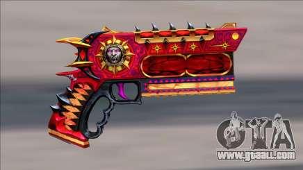 CrimsonHunter Combo Pistol for GTA San Andreas