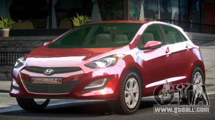 Hyundai I30 HK for GTA 4