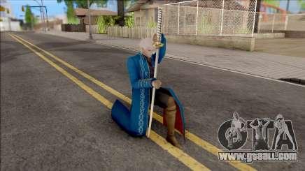 Vergil Infinite Dimensional Cut for GTA San Andreas