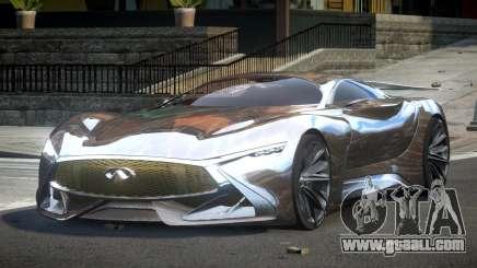 Infiniti Vision GT SC L6 for GTA 4
