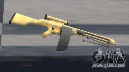 Half Life 2 Beta Weapons Pack Hmg1 for GTA San Andreas