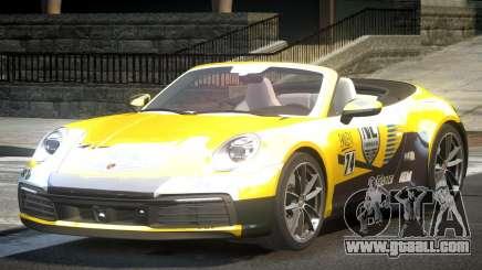Porsche 911 (992) GST L4 for GTA 4