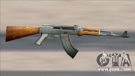 Half Life 2 Beta Weapons Pack Ak47 for GTA San Andreas