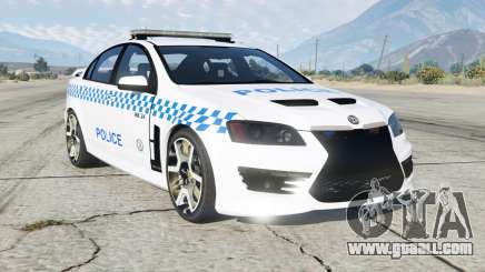 HSV GTS (E-Series) NSW Police for GTA 5