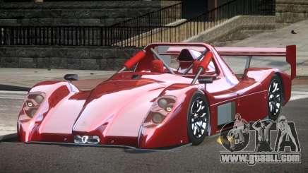 Radical SR3 Racing for GTA 4