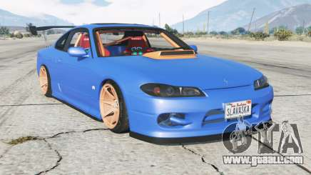 Nissan Silvia (S15) for GTA 5