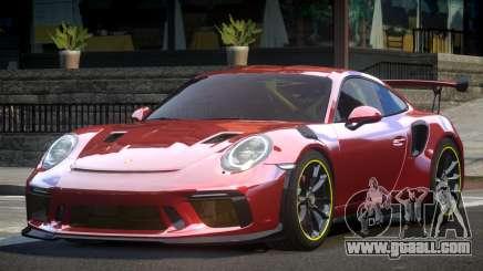 2018 Porsche 911 GT3 for GTA 4