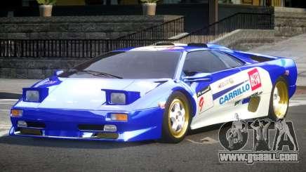 Lamborghini Diablo GS L2 for GTA 4