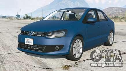 Volkswagen Polo sedan (Typ 6R) 2011 for GTA 5